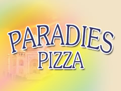 Paradies Pizza Logo
